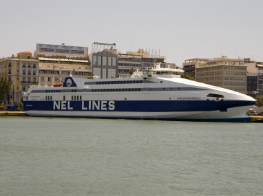 Aeolos Express II - Aeolos Kenteris II