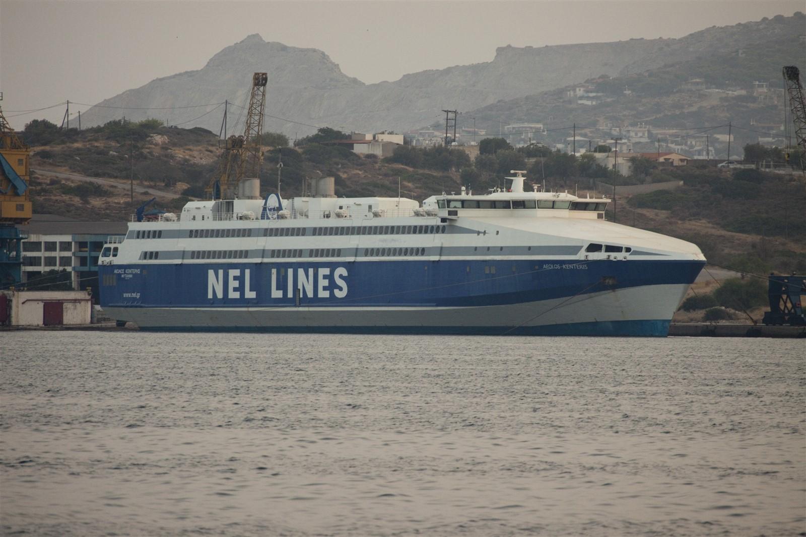 NEL LINES HSC Aeolos Kenteris 39_Personale 05Ag10