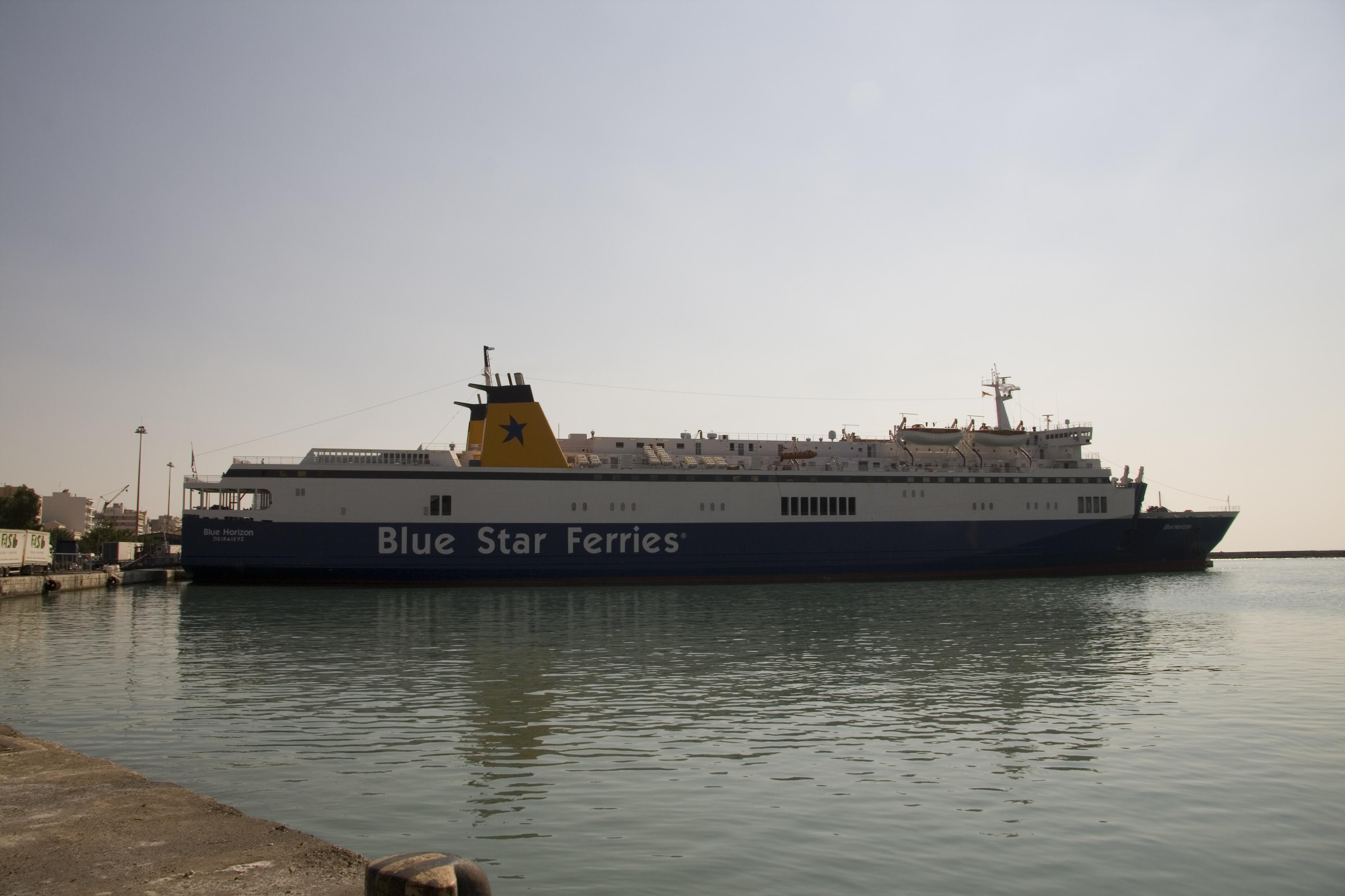 BLUE STAR FERRIES FB Blue Horizon 73_Personale 25Gi08