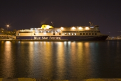 BLUE STAR FERRIES - Blue Star 1