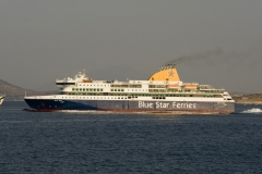 BLUE STAR FERRIES - Blue Star Delos