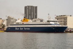 BLUE STAR FERRIES - Blue Star Paros