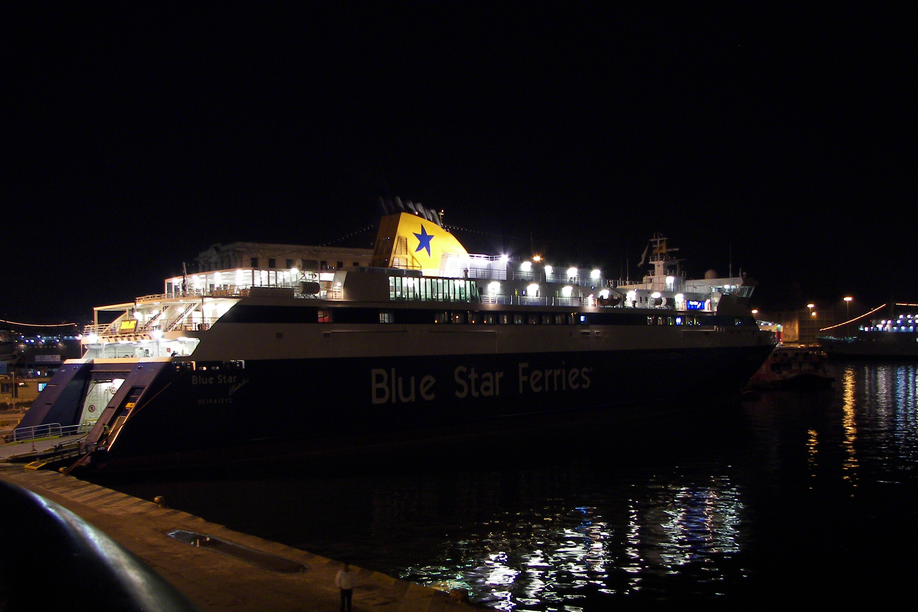 BLUE STAR FERRIES HSF Blue Star Ithaki 18_Personale 10No06