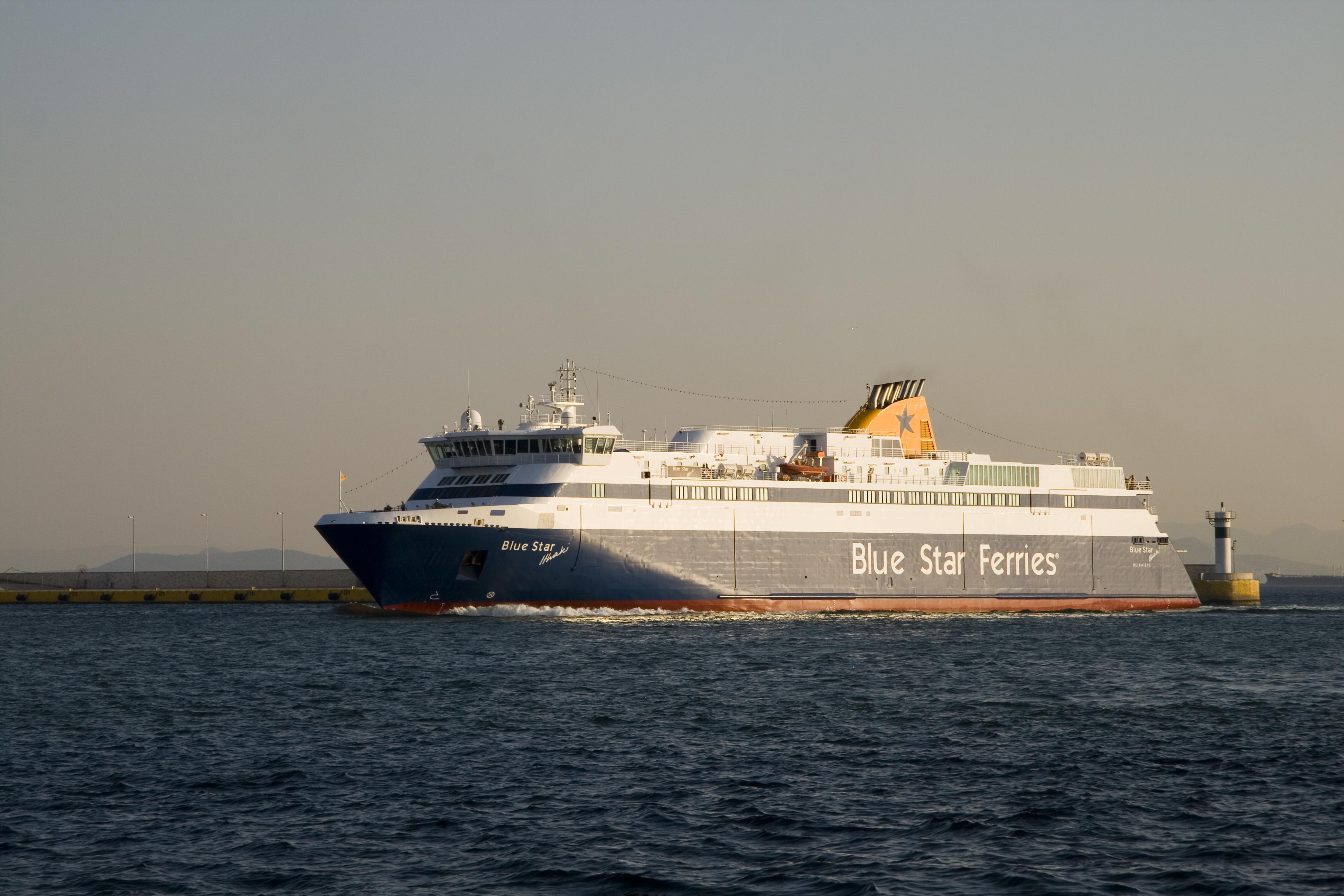 BLUE STAR FERRIES HSF Blue Star Ithaki 27_Personale 26Gi08