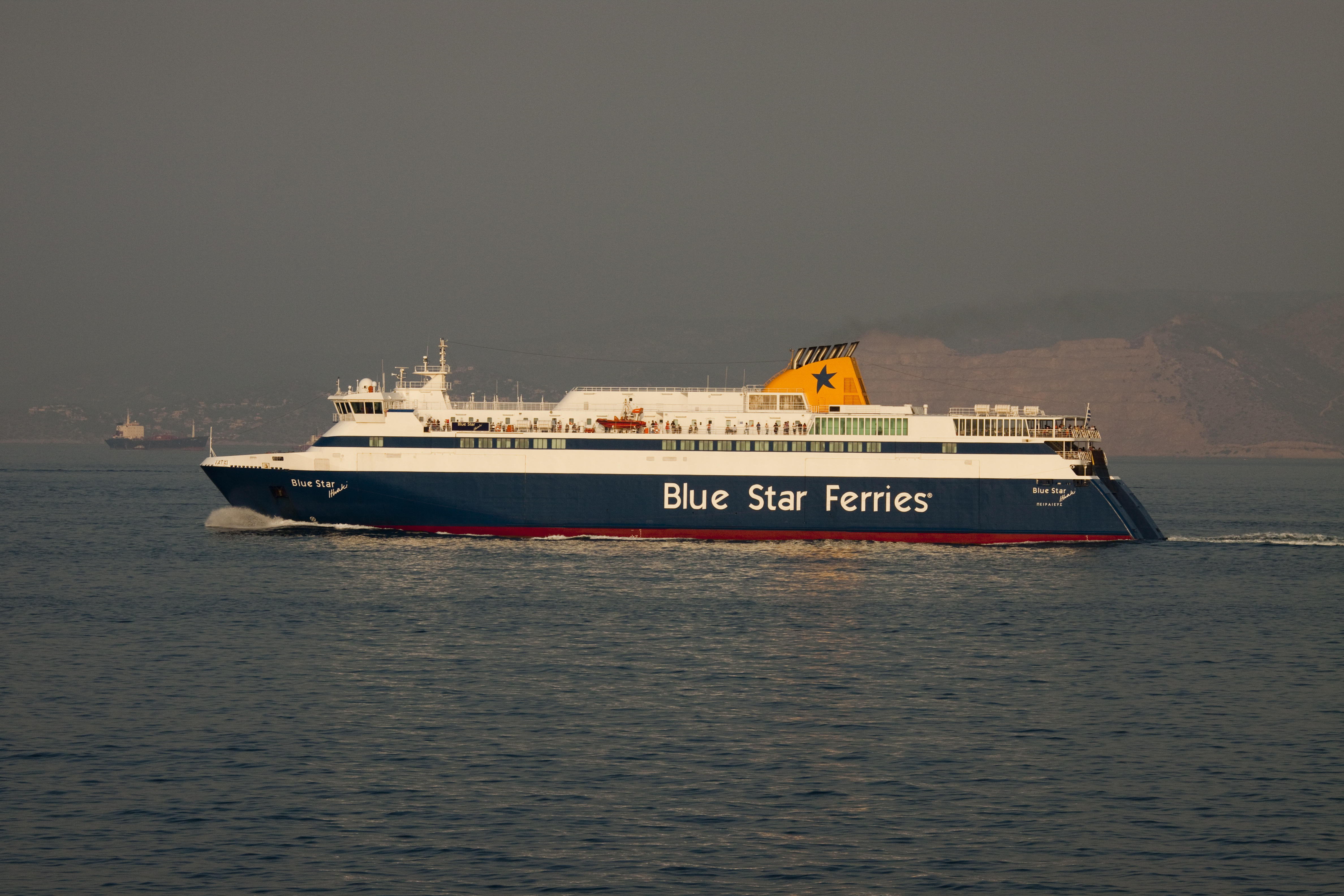 BLUE STAR FERRIES HSF Blue Star Ithaki 36_Personale 06Ag10