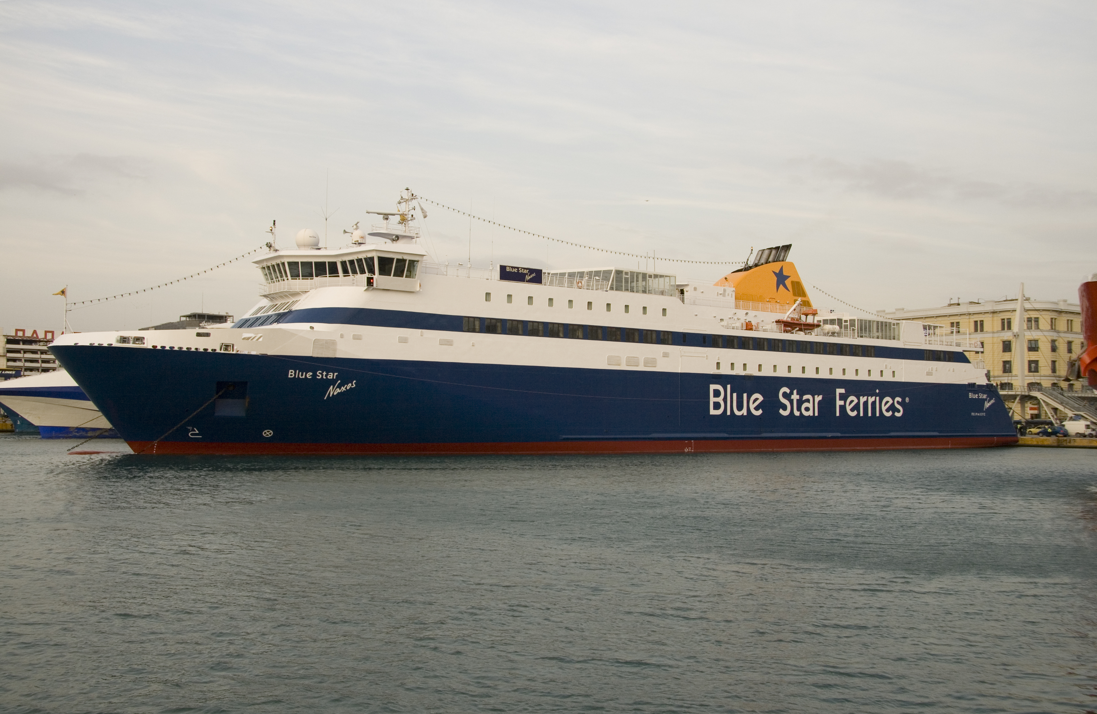 BLUE STAR FERRIES HSF Blue Star Naxos 13_Personale 27No07