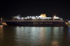 BLUE STAR FERRIES HSF Blue Star Ithaki 32_Personale 28Gi08