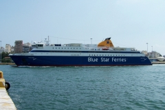 BLUE STAR FERRIES HSF Blue Star Naxos 05_Personale 05Ag05