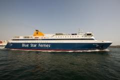 BLUE STAR FERRIES HSF Blue Star Paros 39_Personale 08Ag10