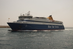 BLUE STAR FERRIES HSF Blue Star Paros 43_Personale 11Ag10