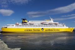 CORSICA SARDINIA FERRIES FB Sardinia Regina 48_Personale 20No06