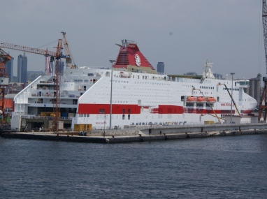 cruise europa - cruise olympia