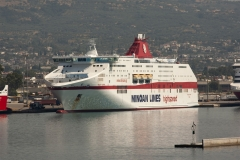 MINOAN LINES HSF Cruise Europa 21_Personale 06Lu12