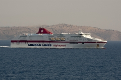 MINOAN LINES HSF Cruise Europa 24_Personale 06Lu12