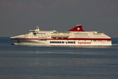 MINOAN LINES HSF Cruise Olympia 25_Personale 28Gi11