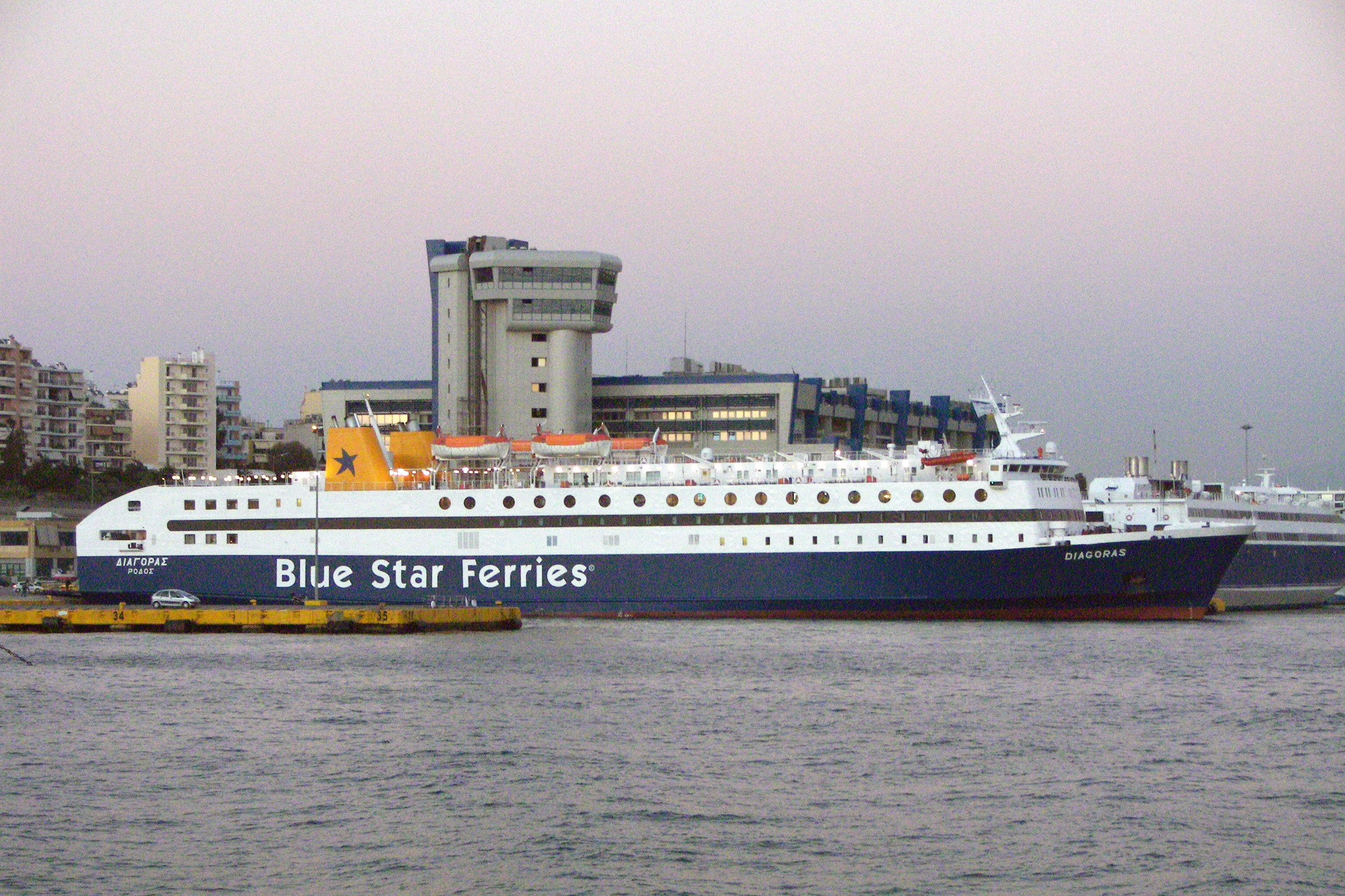BLUE STAR FERRIES FB Diagoras 25_Personale 09No06