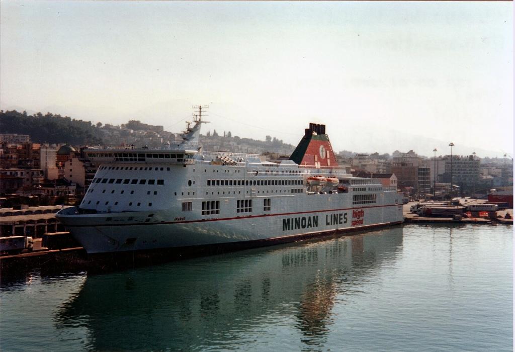 MINOAN LINES HSF Ikarus 02