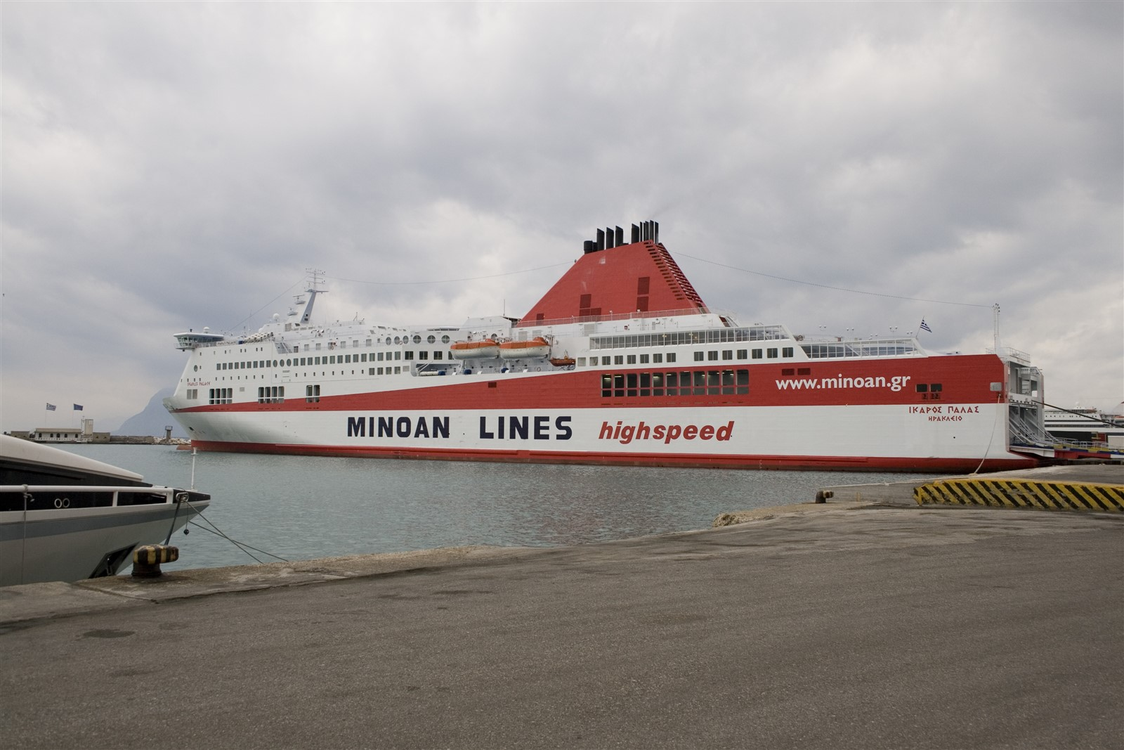 MINOAN LINES HSF Ikarus Palace 18_Personale 12Ge07