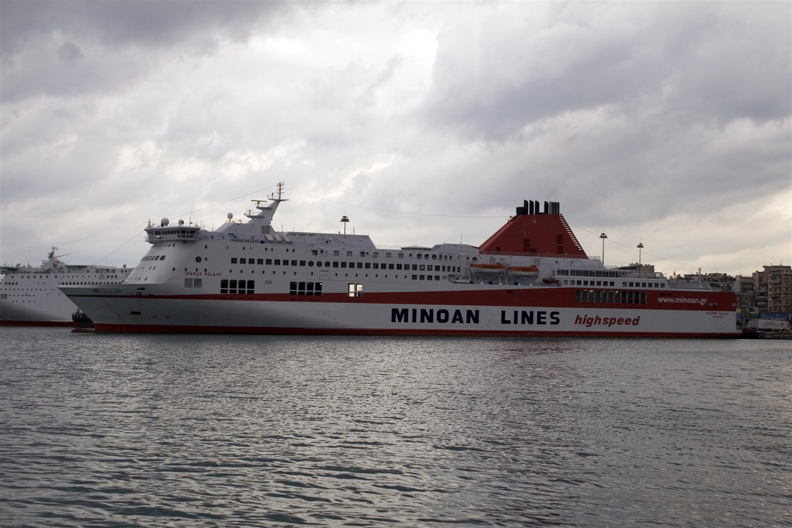 MINOAN LINES HSF Ikarus Palace 19_Personale 12Ge07