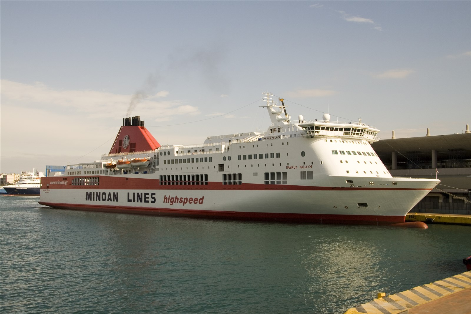 MINOAN LINES HSF Ikarus Palace 25_Personale 29No07