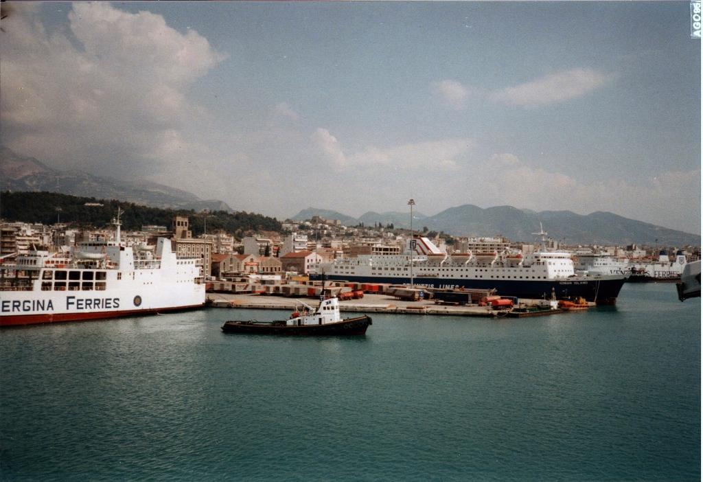 STRINTZIS LINES FB Ionian Island 02