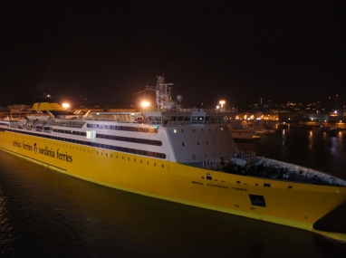 Corsica Ferries - Sardinia Ferries