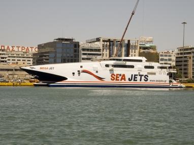 Mega Jet (Incat 78)