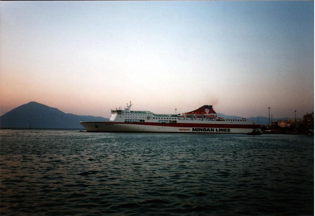 MINOAN LINES HSF Oceanus 03