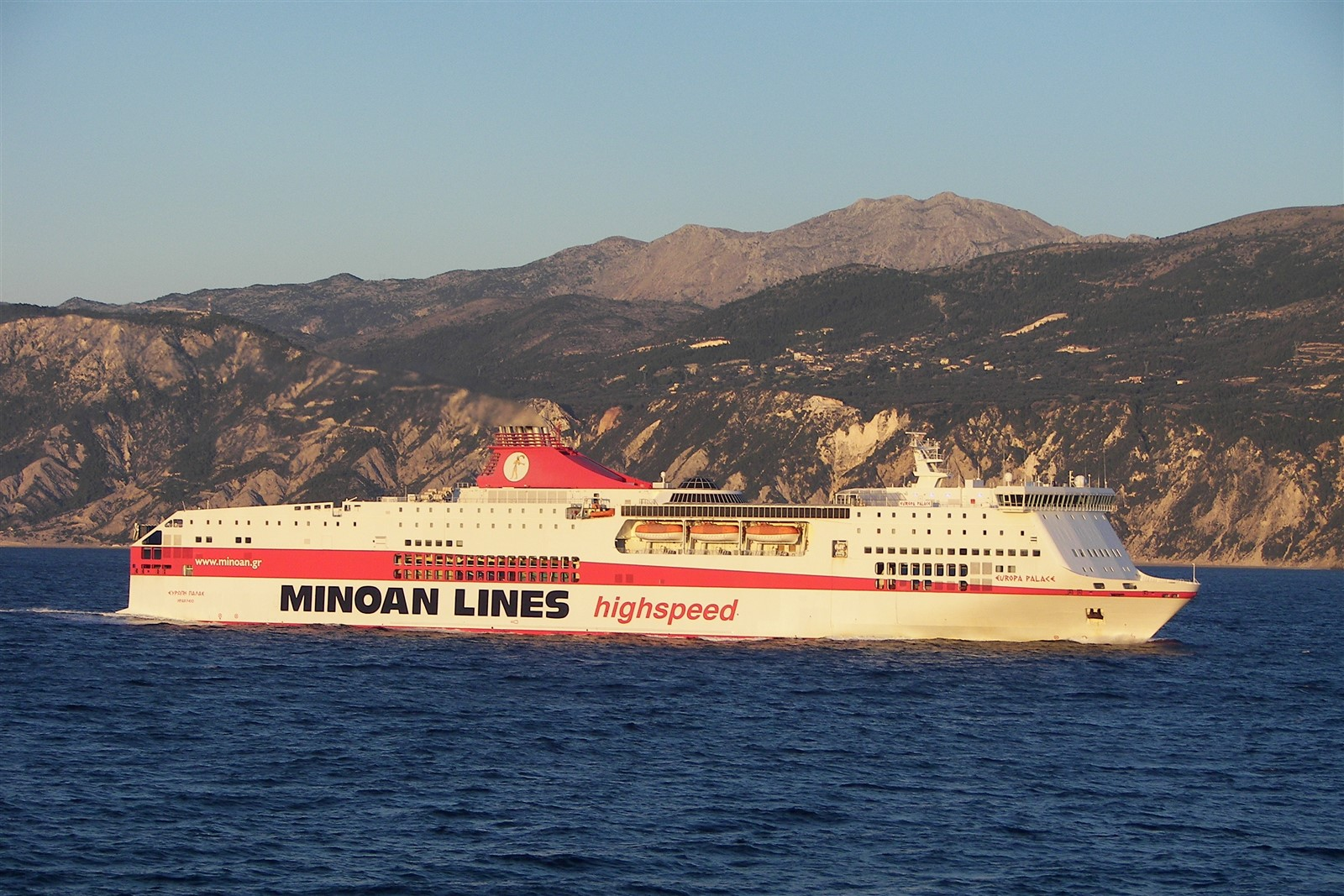 MINOAN LINES HSF Europa Palace 39_Personale 11No06