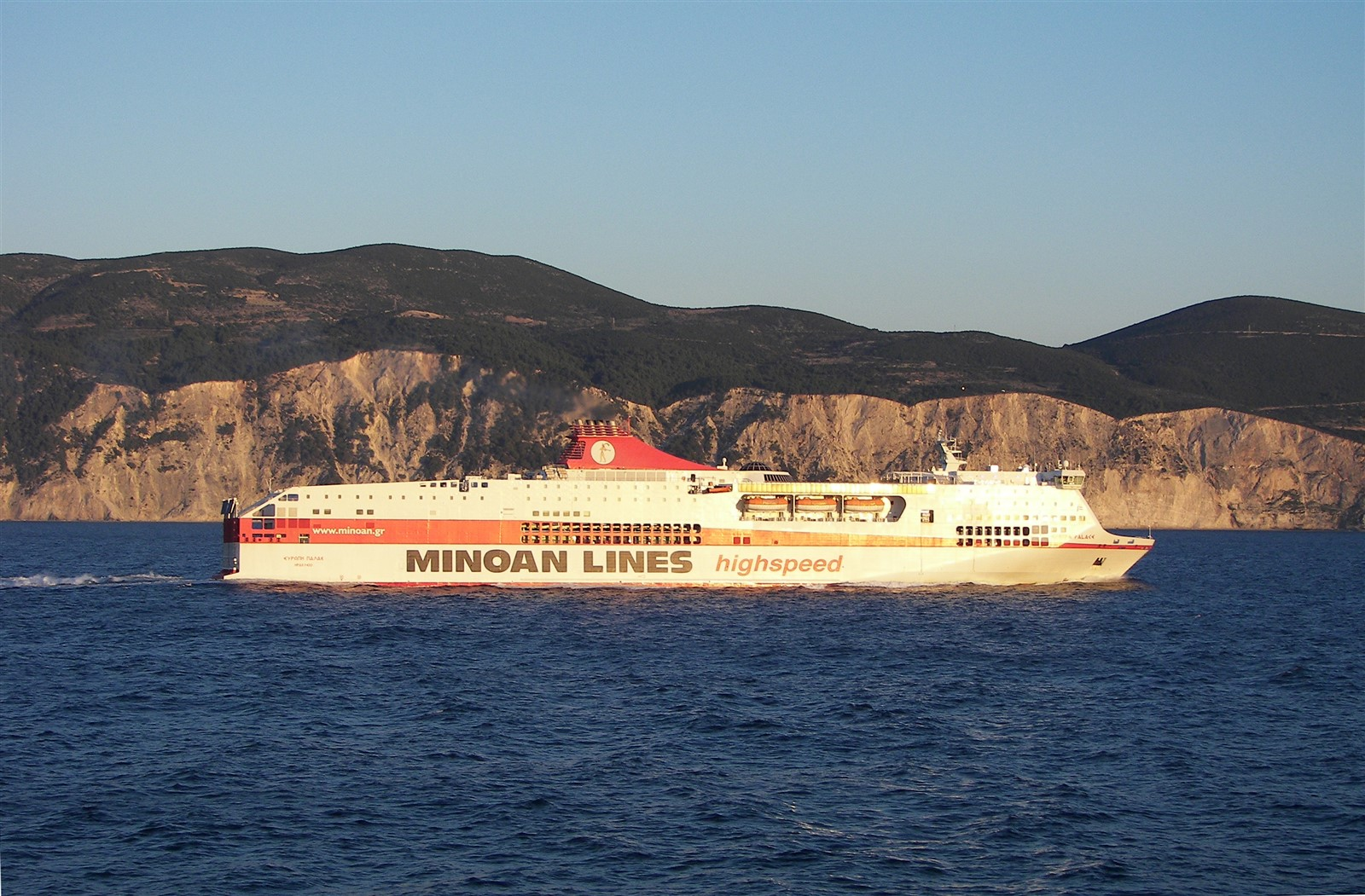 MINOAN LINES HSF Europa Palace 42_Personale 11No06
