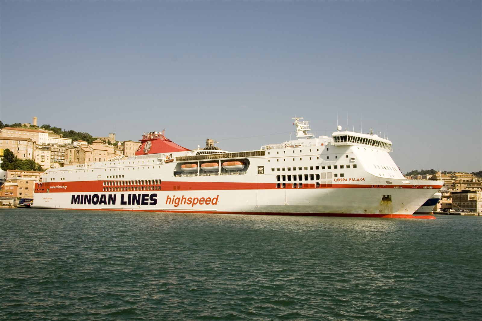 MINOAN LINES HSF Europa Palace 54_Personale 23Gi07