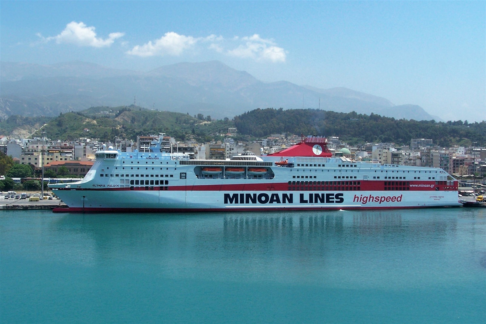 MINOAN LINES HSF Olympia Palace 20_Personale 26Mg06