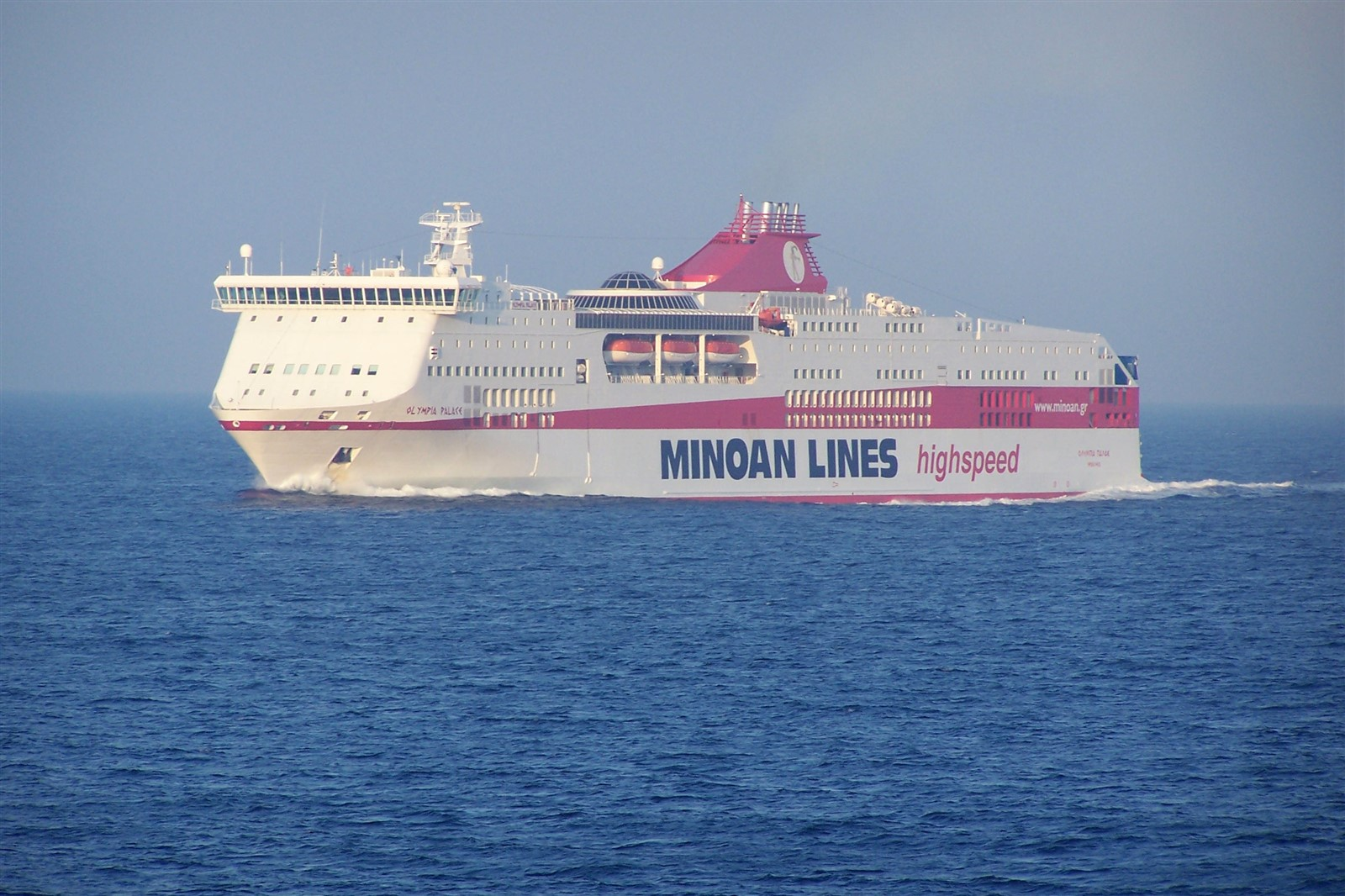 MINOAN LINES HSF Olympia Palace 22_Personale 30Mg06