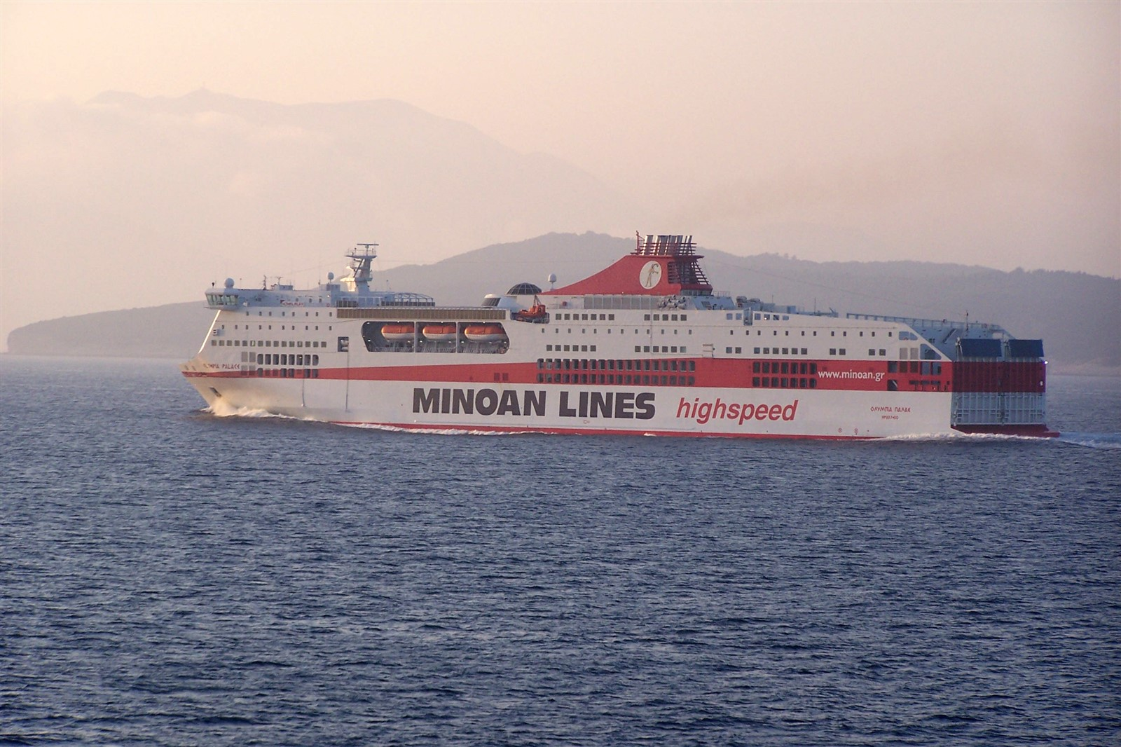 MINOAN LINES HSF Olympia Palace 30_Personale 30Mg06