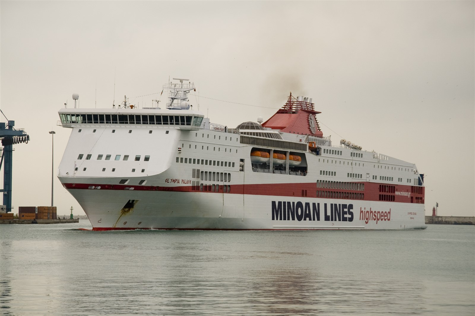 MINOAN LINES HSF Olympia Palace 80_Personale 24No07
