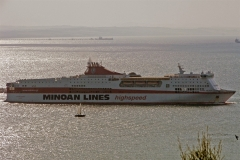 MINOAN LINES HSF Europa Palace 60_Personale 23Gi07