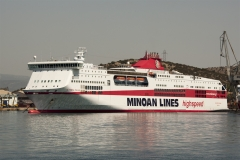 MINOAN LINES HSF Olympia Palace 111_Personale 05Lu12