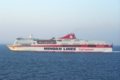 MINOAN LINES HSF Olympia Palace 28_Personale 30Mg06