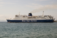 BLUE STAR FERRIES FB Superferry II 15_Personale 09Ge07