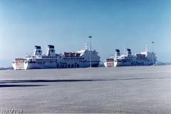 Capo Carbonara & Capo Sandalo al porto canale di cagliari