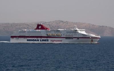 Minoan Lines ritorna a Venezia dopo cinque stagioni