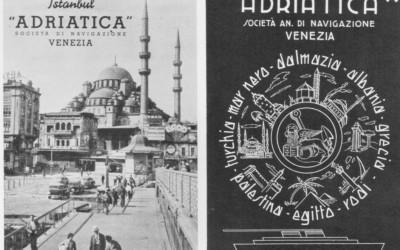 Gli albori delle crociere, le immagini di un passato futuro