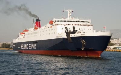 Nissos Rodos – In viaggio da Pireo a Mykonos