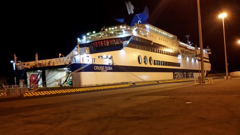 Grimaldi Lines sulla Civitavecchia – Olbia con Cruise Olbia: conosciamo la nave!