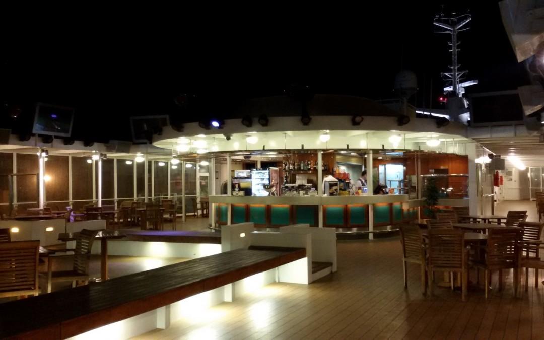 Le prime foto del Cruise Olbia
