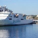 Balearia Sicilia Ex Partenope