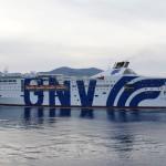 GNV La Suprema nuova livrea