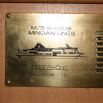 MINOAN LINES HSF Ikarus Palace