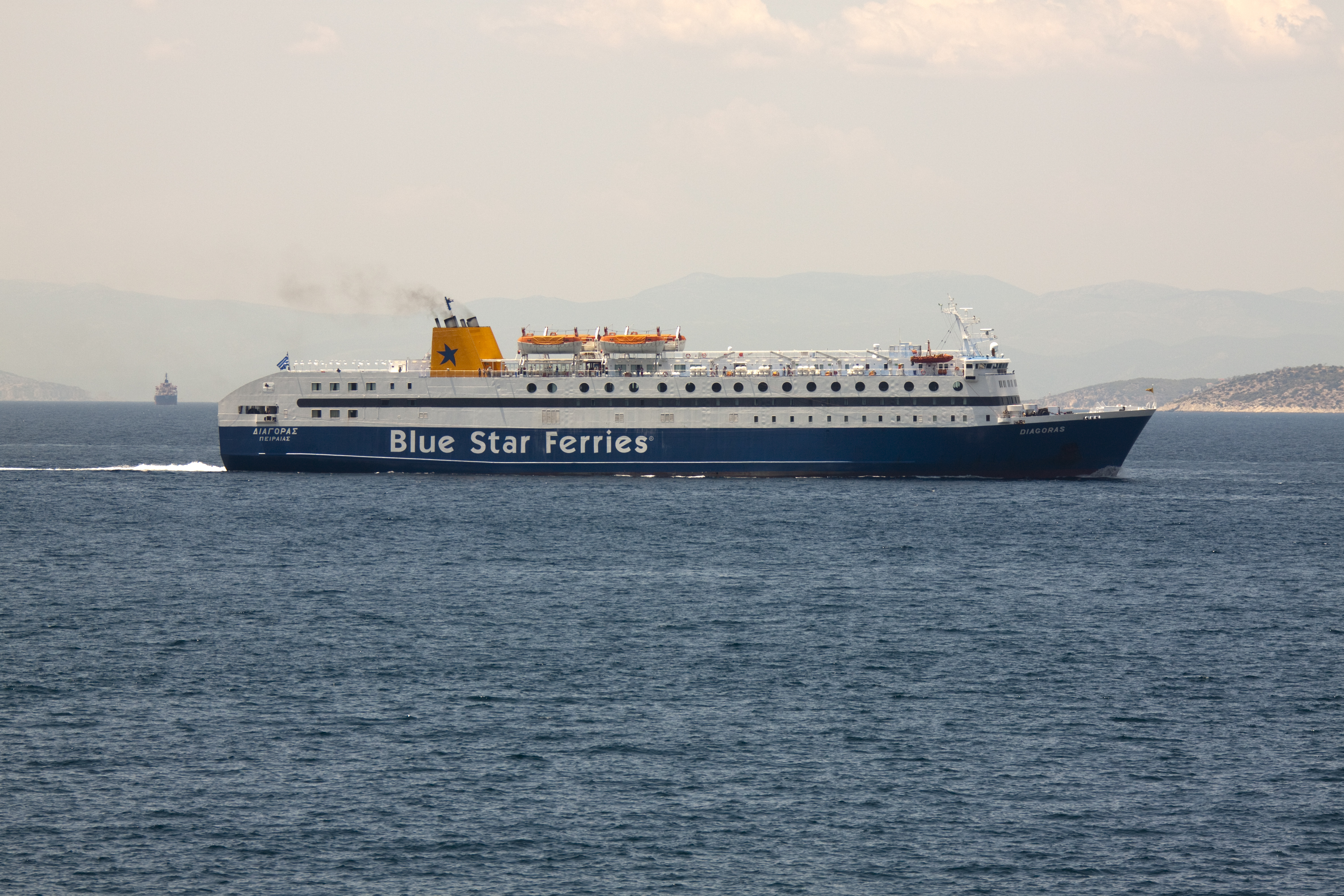 African Moroccan Link: Blue Star Ferries alla conquista dell'Estrecho