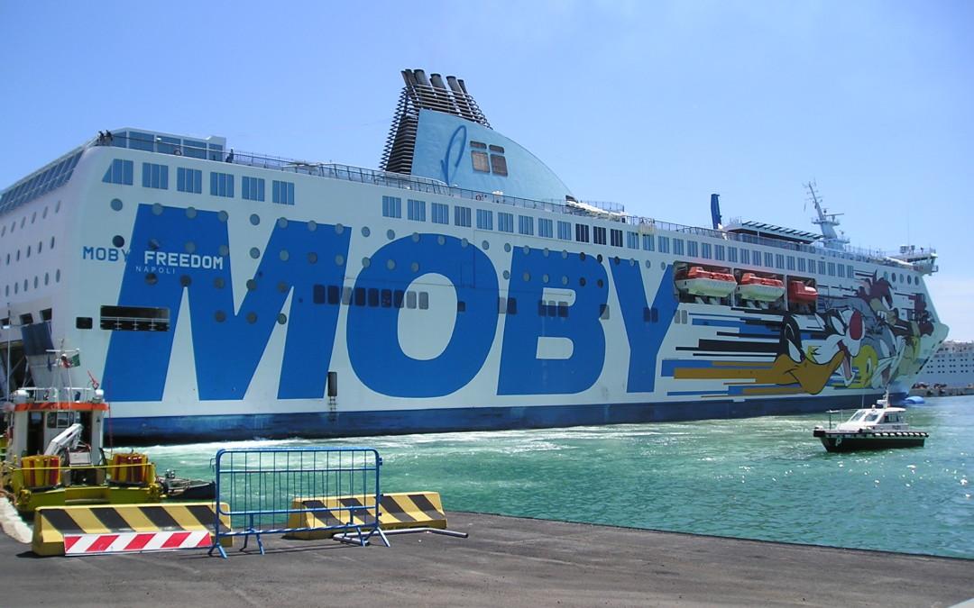 Moby freedom, quanti ricordi….